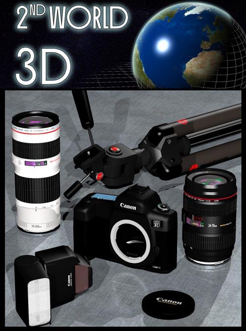 Digital Photographers SLR Kit