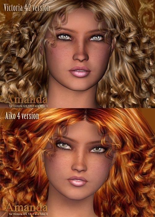 Amanda for V4 Aiko 4