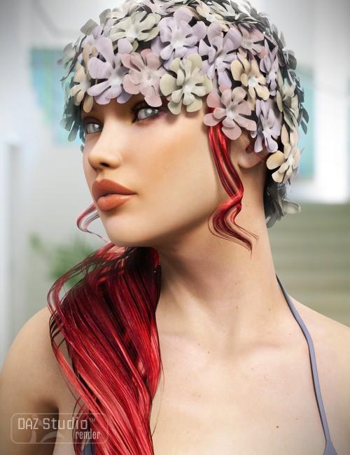 Colors for Swim Cap Hair