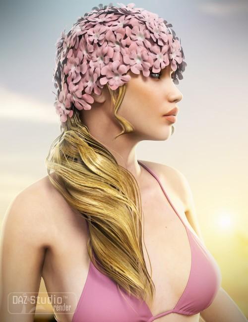 Swim Cap Hair