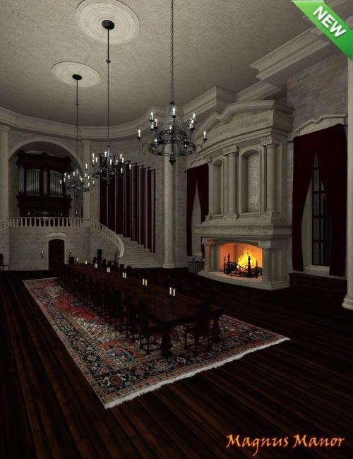 Magnus Manor