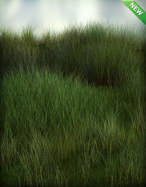 Grassy Grounds Megapack