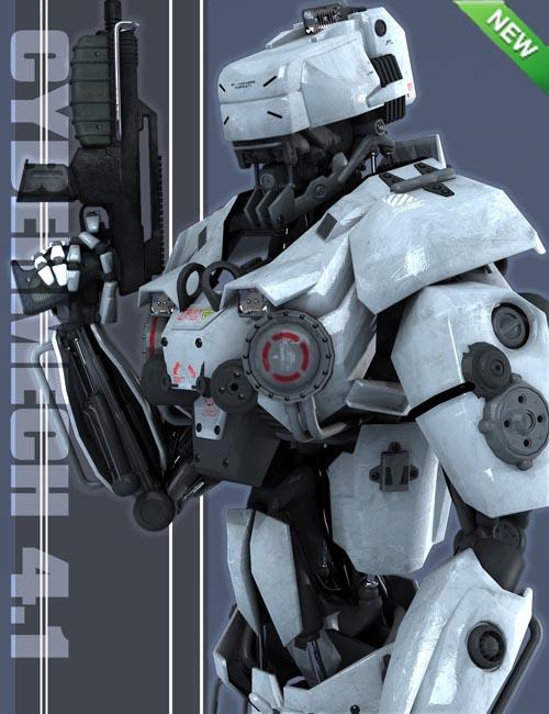 CyberMech 4.1