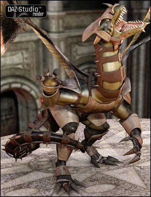 Millennium SubDragon Armor