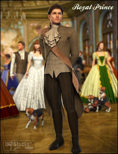 B25 Royal Prince