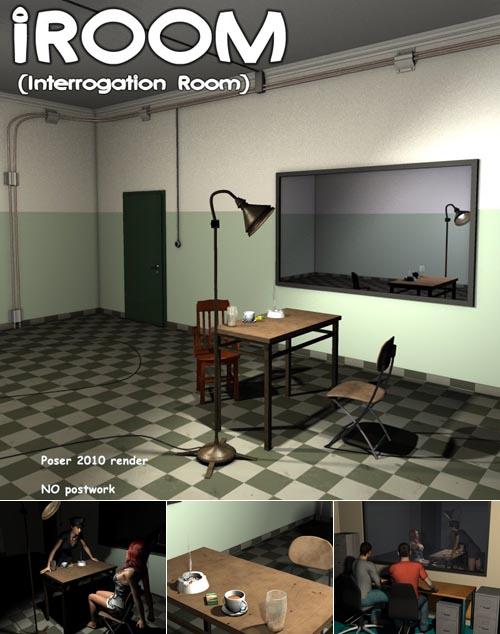 IRoom (Interrogation room)
