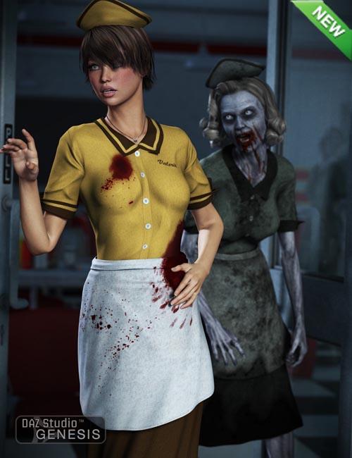 B-Movie Waitress
