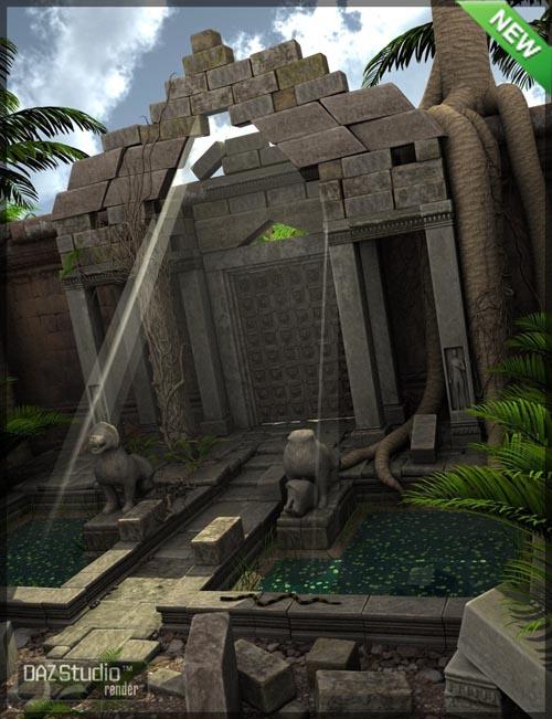 The Ruins of Angkor Wat