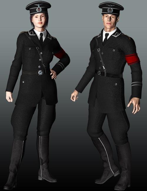 BAT's GER military uniform