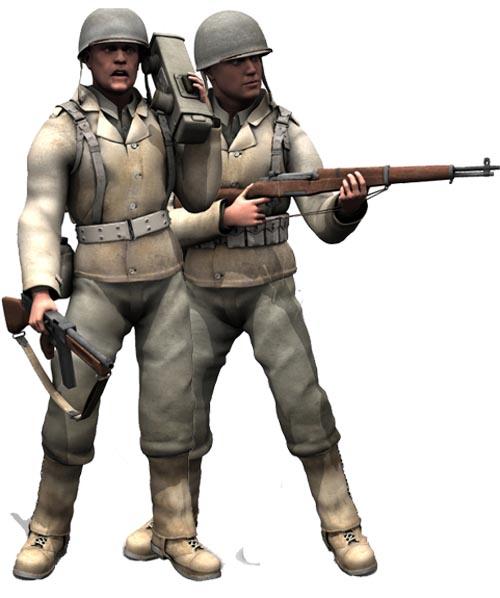 WW2 US GI