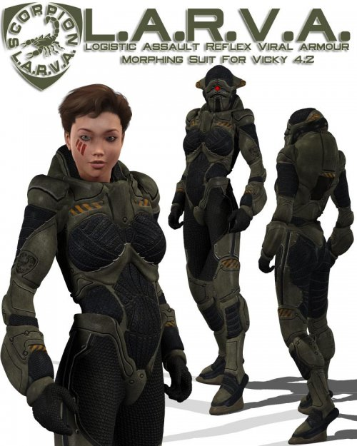 L.A.R.V.A. for Vicky 4.2