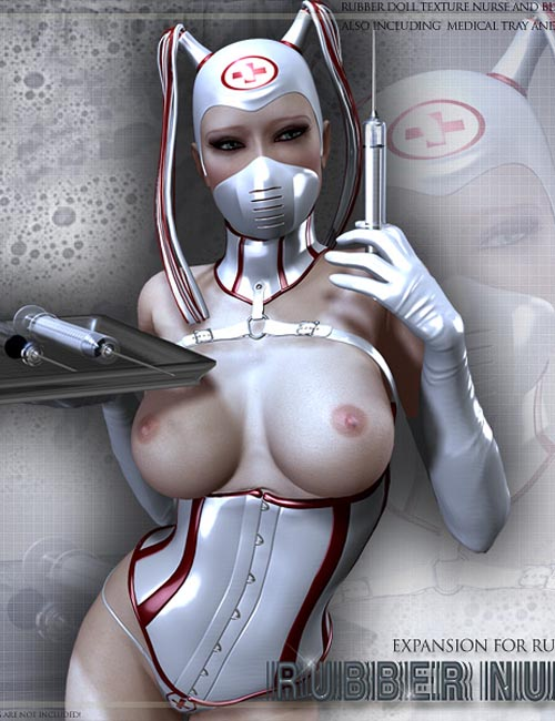 LilFlame's Expansion Rubber Nurse