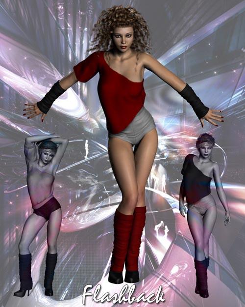 Flashback - 80s Dancer Clothes