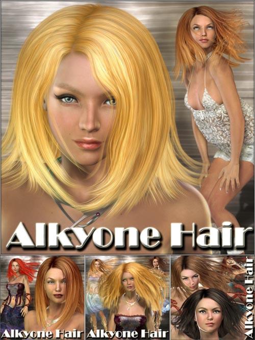 Alkyone Hair + Addons