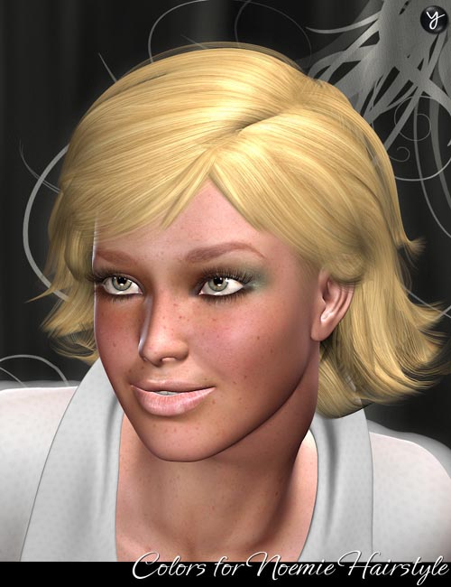 Colors for Noemie Hairstyle