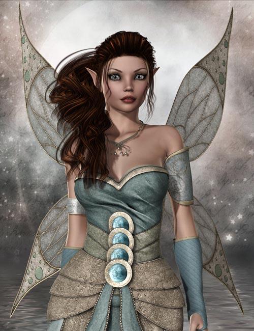 Luna Fairy Hair