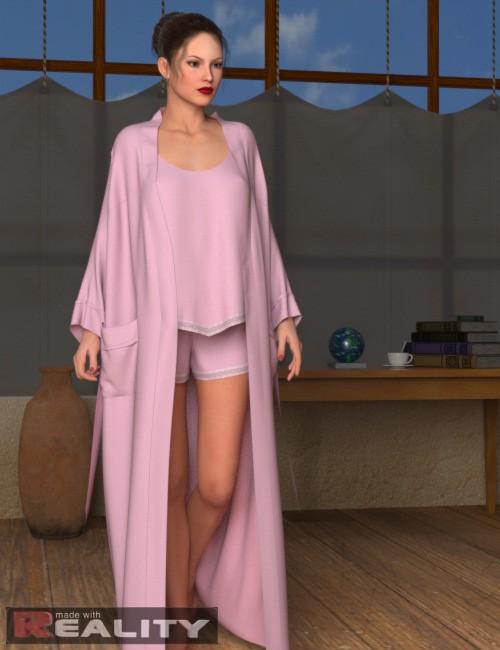 Dynamic Nightwear for V4