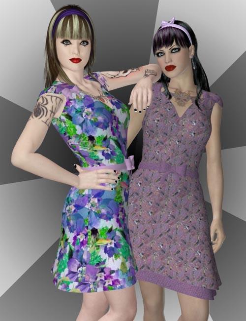 Billy Dress for V4-S4-Elite-A4-G4-Alice