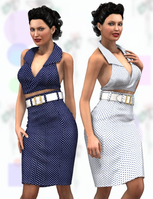 Nerd3D Betty Outfit