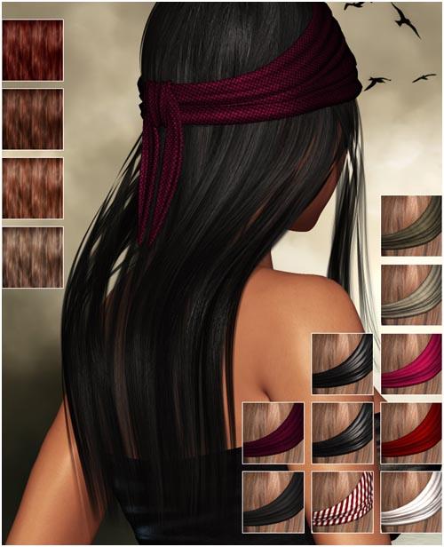 Pirate Lolita Hair