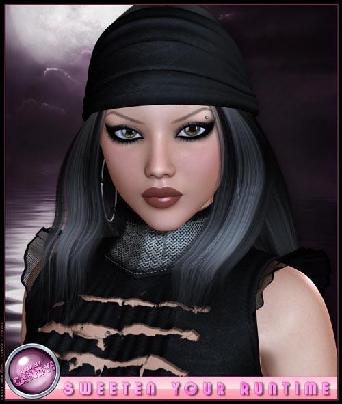 Candy Lolita Pirate