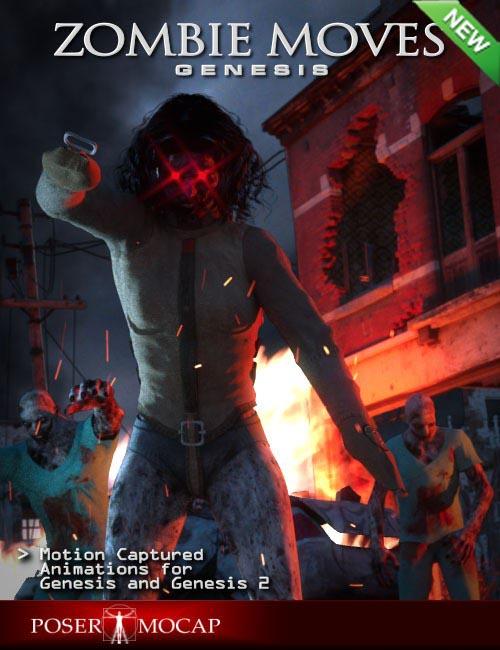 Zombie Moves Genesis