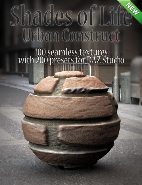 Shades of Life - Urban Construct