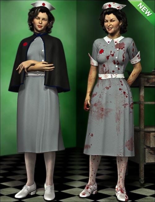 [UPDATE] Good Nurse / Bad Nurse