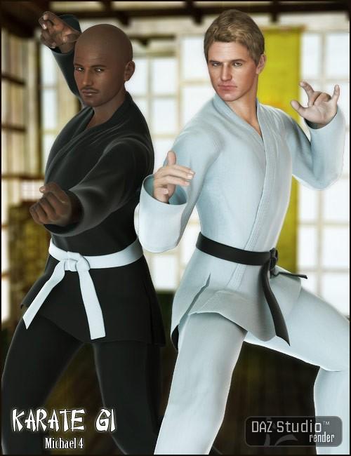 [Update] Karate Gi M4