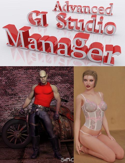Advanced GI Studio Manager