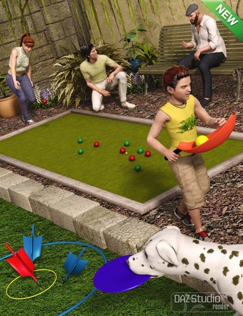 Outdoor Fun Set