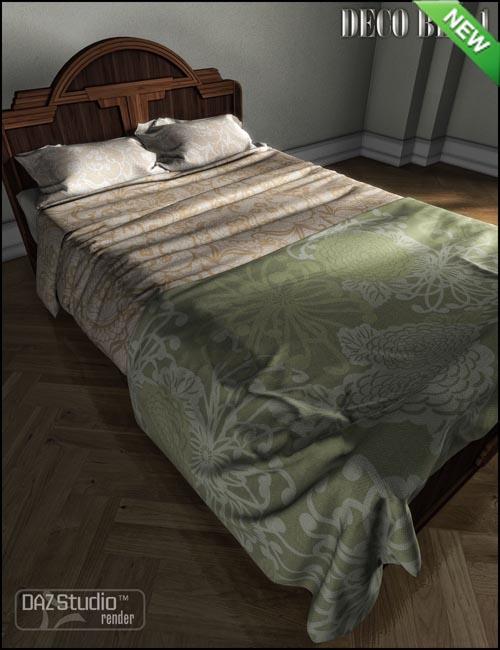 Deco Bed 1