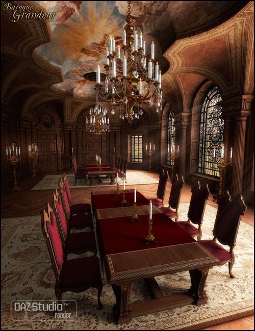 Baroque Grandeur + Addons