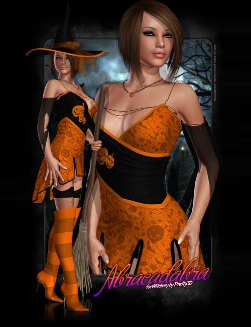 Abracadabra for Witchery