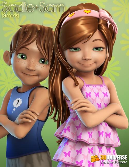 Sadie and Sam for Genesis