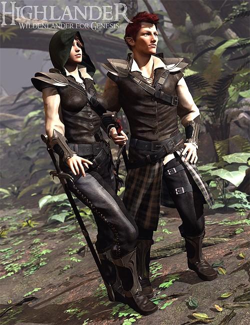 Highlander: Wildenlander for Genesis