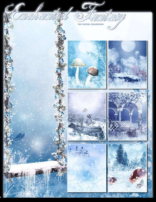 Enchanted Fantasy - The Winter Collection