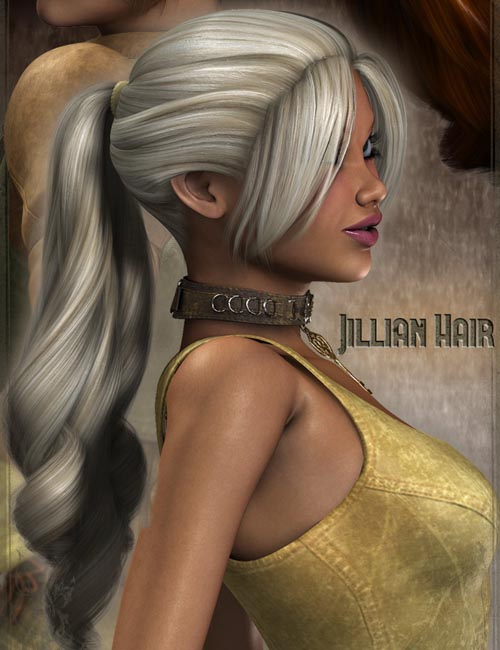 Jillian Hair for V4