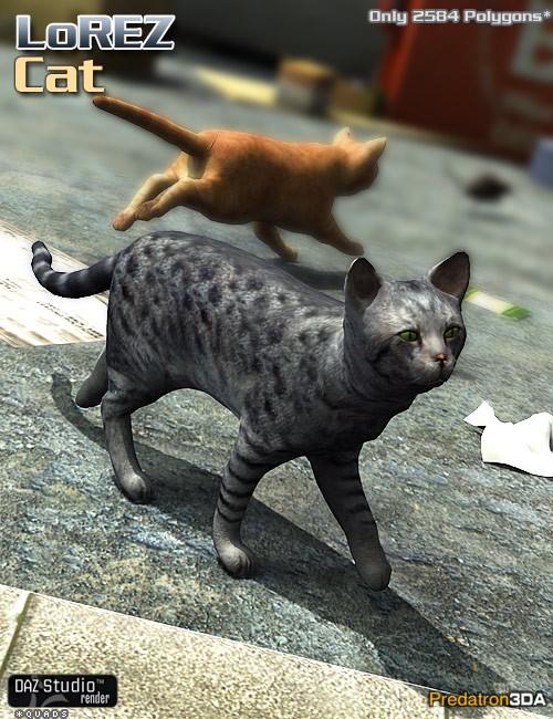 LoREZ Cat