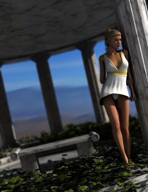 Ivy Rotunda & V4 Poses