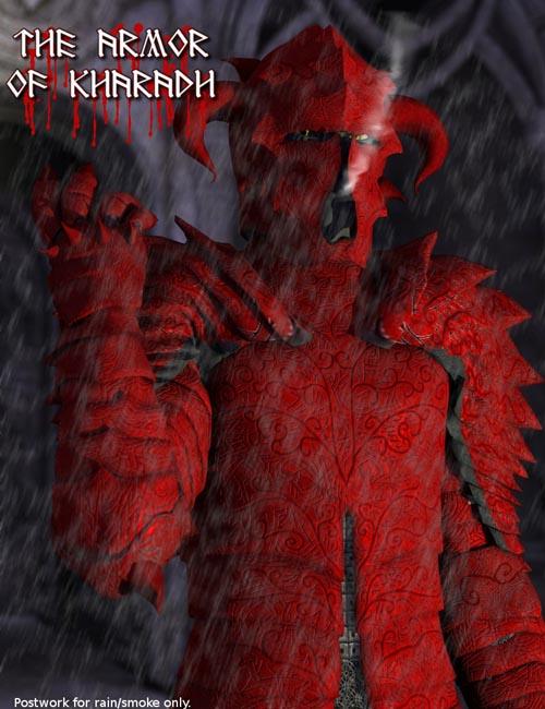 Armor of Kharadh Genesis