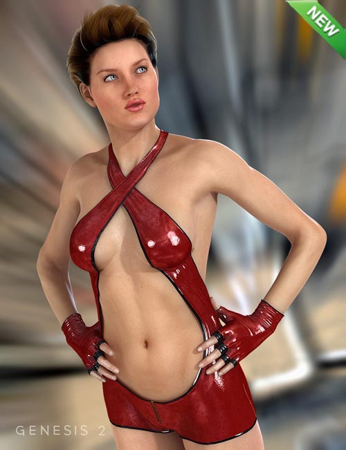 Fantasy Fighter for Genesis 2 Female(s)