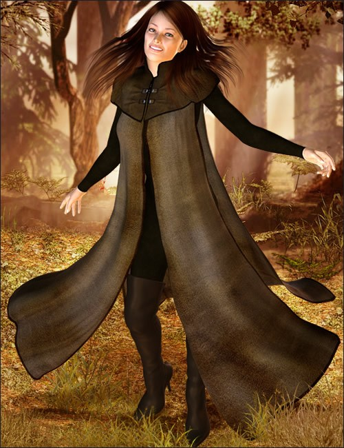 V4 Morphing Cloak and Cape