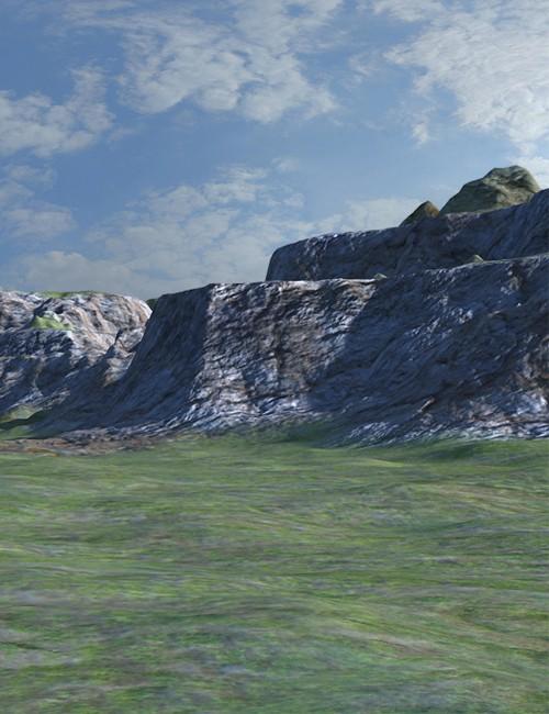 Canyon Terrain