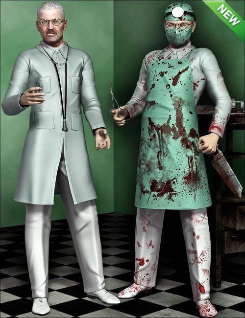 Nice Doctor/Evil Doctor