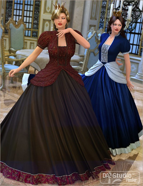 Splendid for the Princess Gown