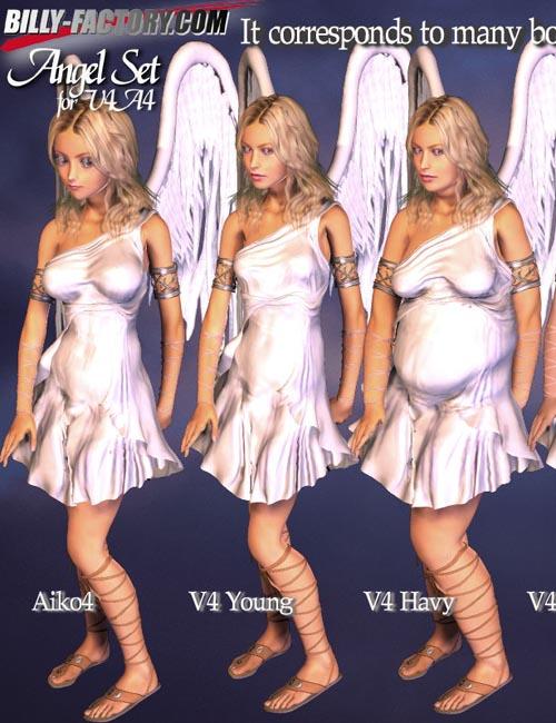 Angel Set for V4&A4