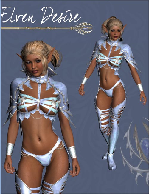 Elven Desire Outfit V4, A4 & G4