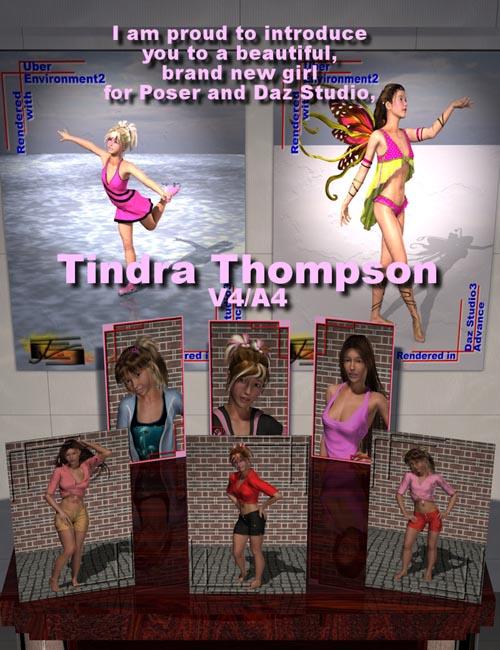 Tindra Thompson for V4/A4