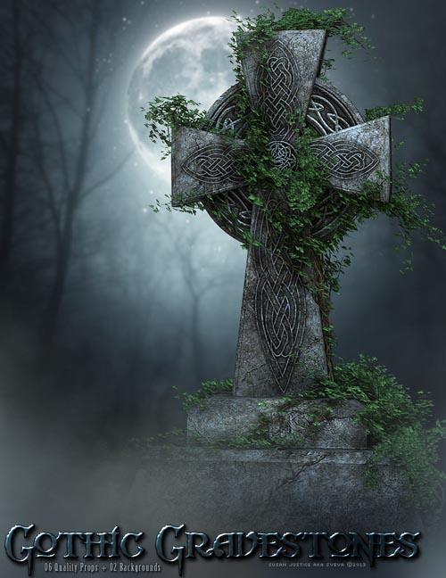 SV's Gothic Gravestones